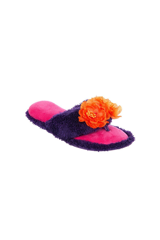 30096c81db8 Σαγιοναρα με πετσετε υφασμα και διακοσμητικα λουλουδια - Helen Lingerie