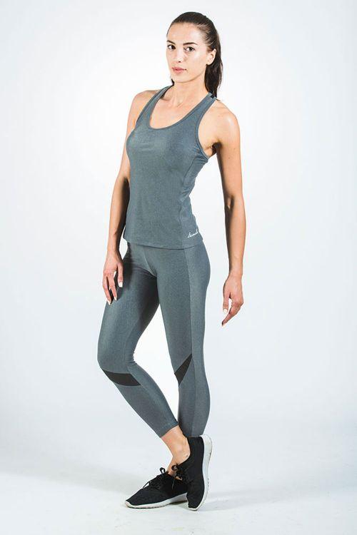 Κολαν με υφασμα dryfit για τρεξιμο-γιογκα-πιλατες