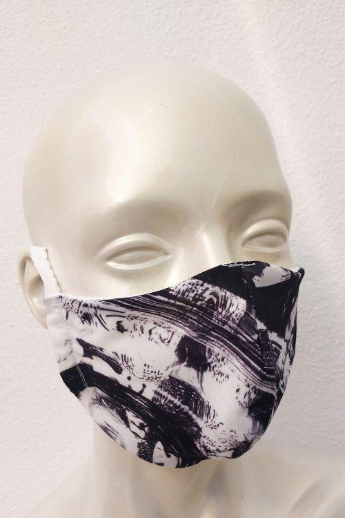 Μασκα προσωπου επαναχρησιμοποιούμενη και πλενόμενη εμπριμε