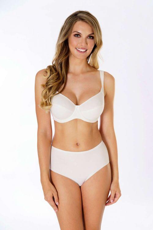 Cotton soft bra