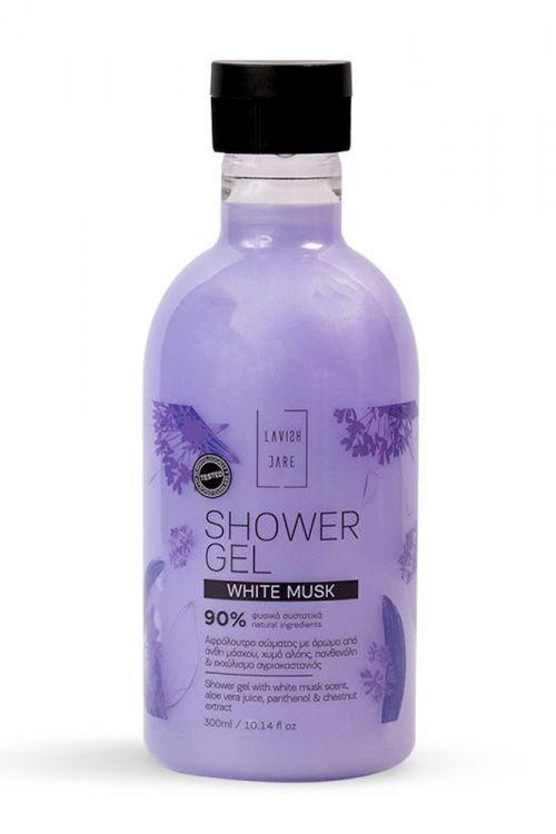 Tο νέο αφρόλουτρο White Musk της Lavish Care με άρωμα από άνθη μόσχου