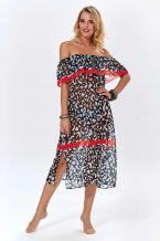 Φόρεμα θαλάσσης μακρύ